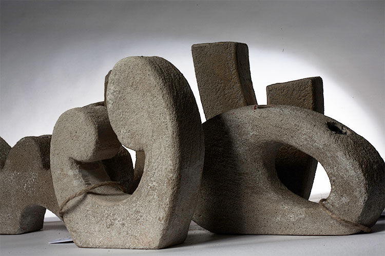 primi oggetti in cemento del brand fikissimo