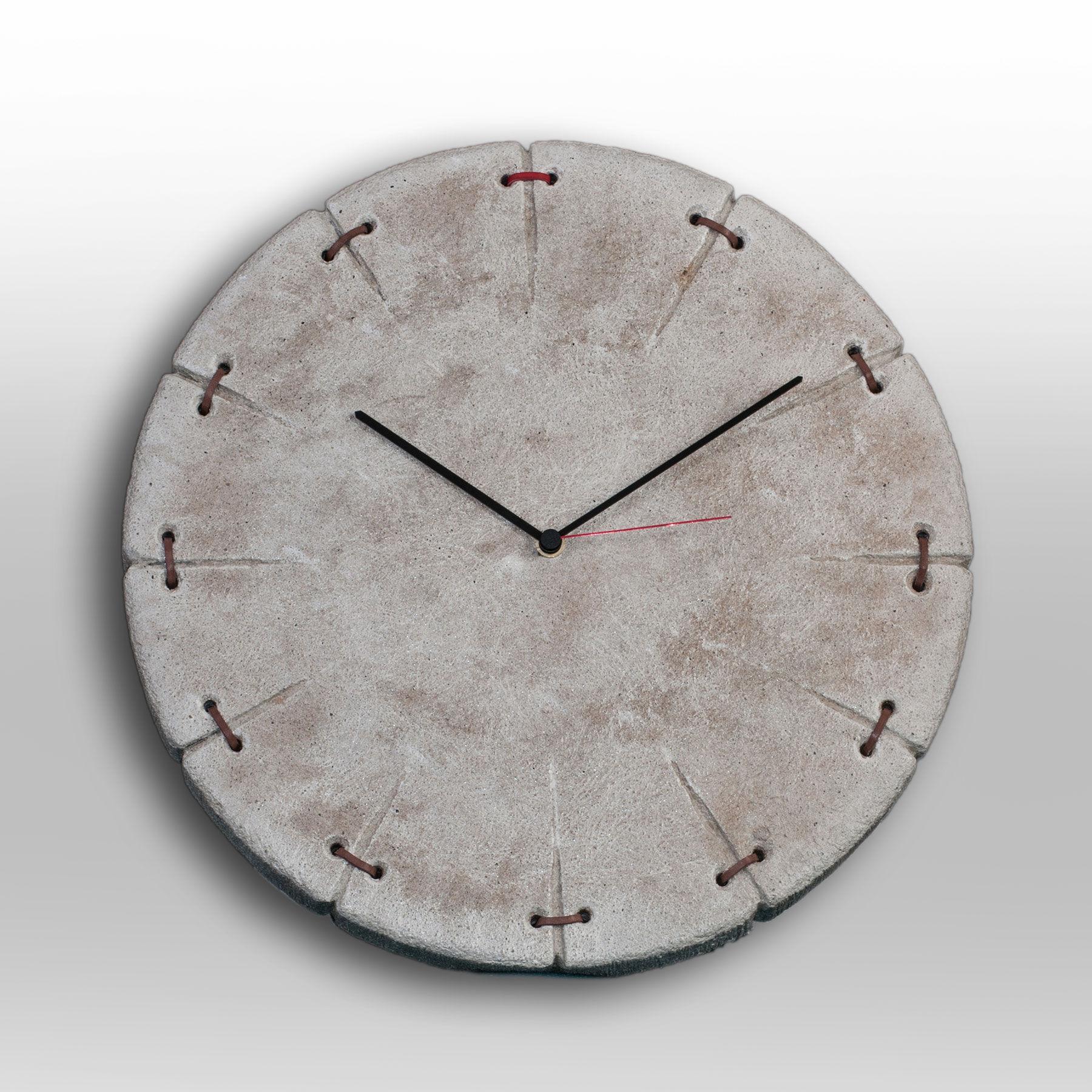 Orologio da parete raggio design by fikissimo - Orologi componibili da parete ...